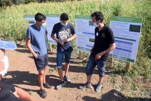 """Agriculture : 250 participants à la journée """"Tech & Bio"""" à Dunières"""