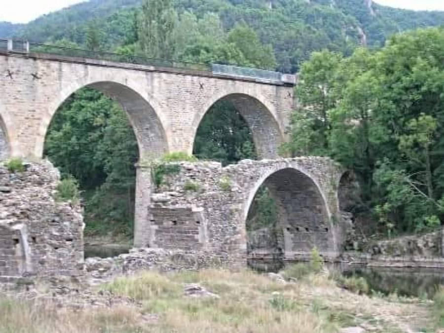 Lavoûte-sur-Loire : le Pont Vieux retenu pour le loto du patrimoine