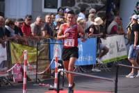 Thibault Imbert, 1er sur 14 km