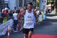 Cédric Bonnefoy, associé à Nicolas Falatik, a remporté les 31 km en relais