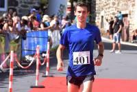 Baptiste Gibert, 1er sur 8 km