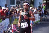 Mickaël Reynaud, 2e sur 8 km