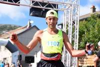 Cédric Guyot, 2e sur 31 km