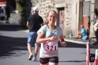 Karine Herry, 1re sur 8 km