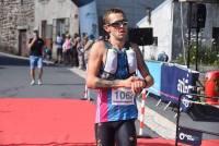 Trail du Mézenc : Julien Delorme atteint le sommet