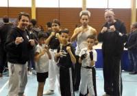 Full-contact : six victoires en sept combats pour l'Athlétic Club du Puy-en-Velay