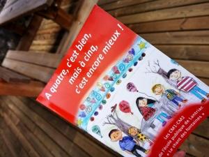 Lantriac : un mi-roman conçu par les écoliers