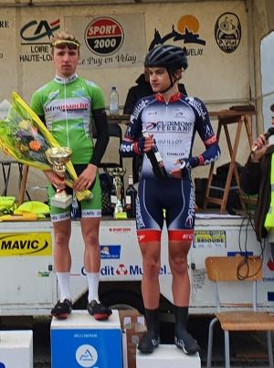 Cyclisme : le Ponot Vincent Trescarte remporte la 67e édition du Grand Prix d'Allègre