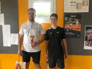 Craponne-sur-Arzon : 90 joueurs à l'Open de tennis