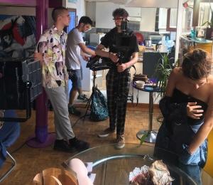 Le rappeur Seven a utilisé Saint-André-en-Vivarais pour son nouveau clip