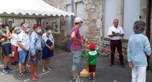 Lalouvesc : le Carrefour des Arts à l'heure de la poésie