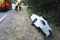 Choc frontal entre Beauzac et Retournac : quatre blessés dont un grave