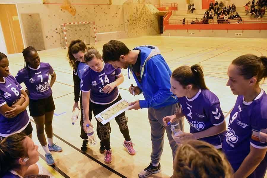 Handball : Saint-Etienne/Le Monteil s'offre le derby contre Loudes