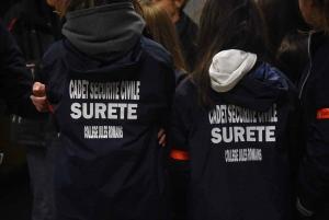 Saint-Julien-Chapteuil : des cadets de la sécurité et de la sûreté au collège Jules-Romains