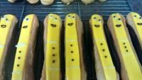 Des pâtisseries en phase avec l'actualité