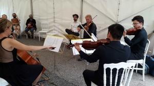 Lalouvesc : trois jours magiques au Carrefour des arts