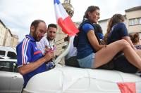 La France championne du monde : des scènes de liesse dans toute la Haute-Loire (vidéo)