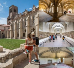 Une réouverture prometteuse pour l'abbaye de La Chaise-Dieu