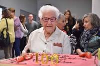Antonia Bayle a eu 100 ans vendredi.