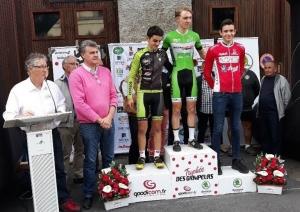 Union Cycliste du Puy-en-Velay : encore une belle performance pour Vincent Trescarte