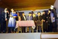 Saint-Hostien : une pièce de théâtre en patois samedi à la salle polyvalente