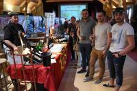 Beauzac : à la santé de tous les vignobles de France