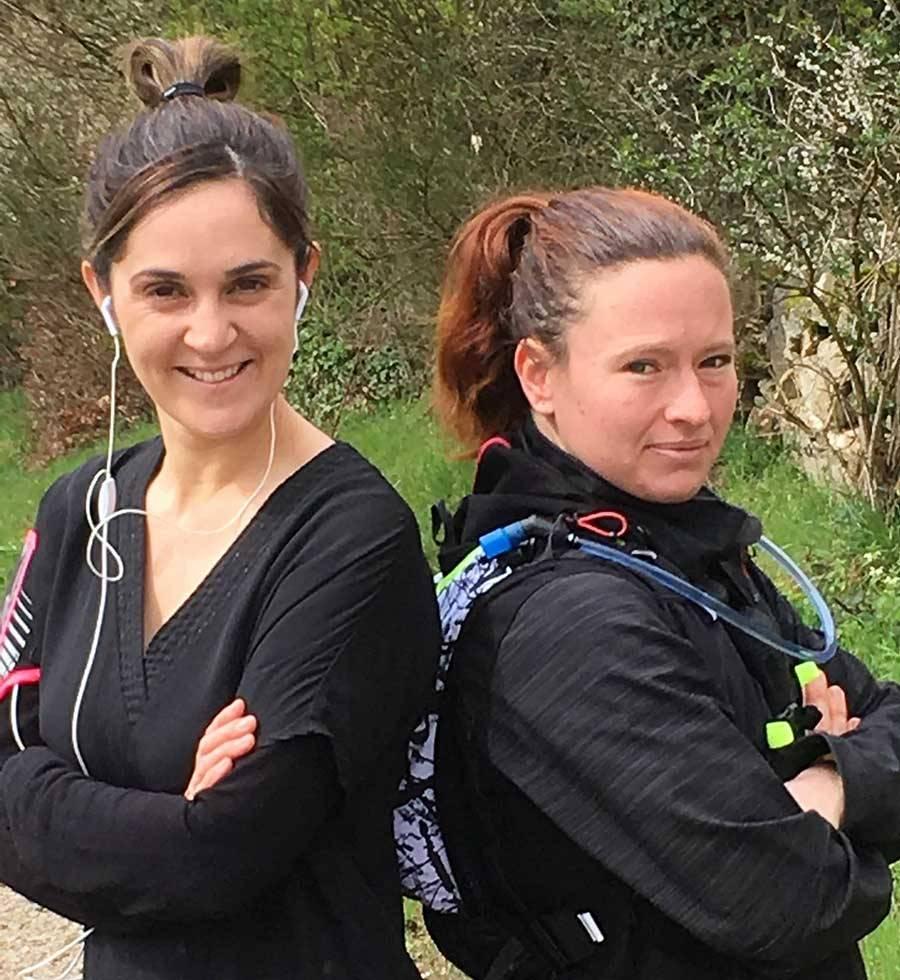 Beauzac : deux amies joggeuses se lancent dans l'aventure de la Sénégazelle