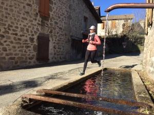 Lalouvesc : un nouveau parcours éphémère sur le Trail des sapins