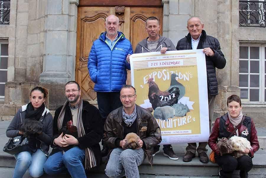 Puy-en-Velay : une exposition avicole samedi et dimanche
