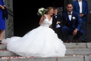 Mariage : Anastasia et Mathieu à Yssingeaux