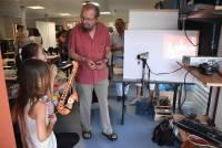 Clic@Rosières, un anniversaire rempli d'innovations 2.0