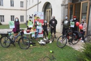 La Séauve-sur-Semène : covoiturage, vélo et cani-trottinette au Pays de la Jeune Loire