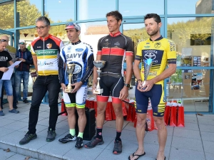 Cyclisme : Serge Mayet en forme avant la montée de Chaspinhac