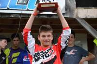 Tristan Borel, deux victoires en deux semaines.