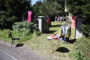 Chambon-sur-Lignon : elle organise un vide-dressing le 15 août dans le jardin familial