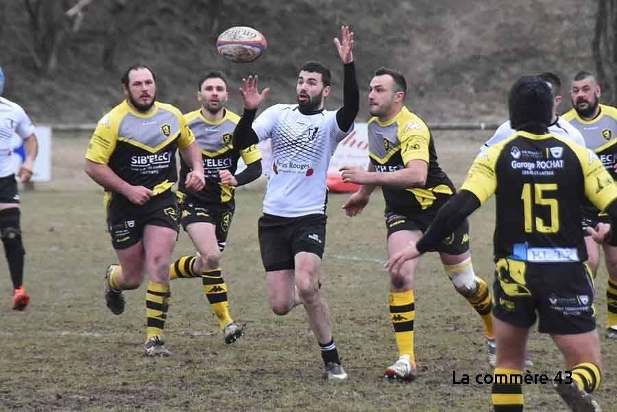 Rugby : Tence doit rendre le Bouclier de champion