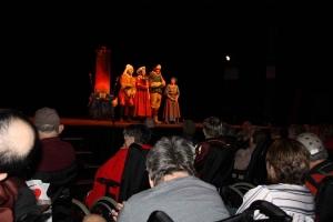 Roi de l'Oiseau : un spectacle offert aux personnes en situation de handicap et les personnes âgées