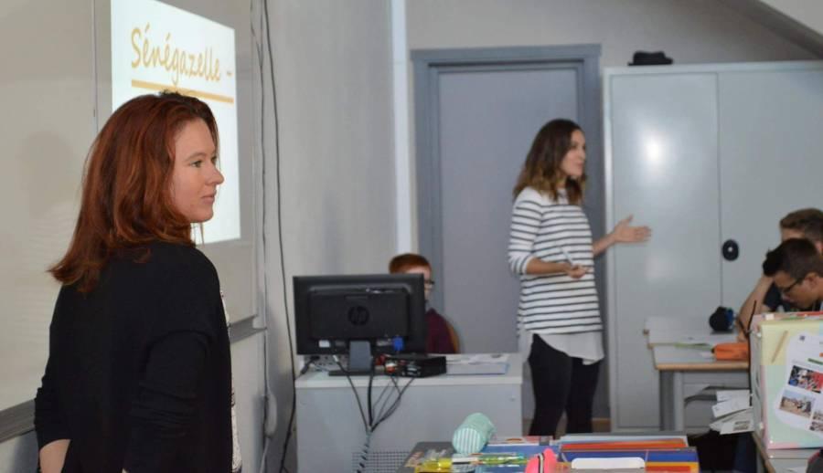 Beauzac : Adeline Capuano et Maïté Laurent se préparent pour la Sénégazelle
