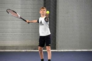 Monistrol-sur-Loire : un nouveau binôme d'entraîneurs au club de tennis