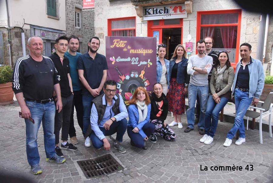 Monistrol-sur-Loire : tout pour la musique samedi dans le centre-ville