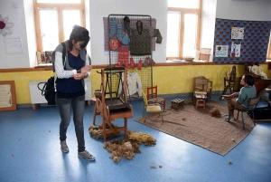 Fay-sur-Lignon : le fil s'est laissé découvrir ce week-end