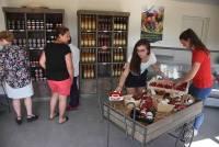 """Une boutique est ouverte à """"Pouzols"""" à Saint-Jeures"""