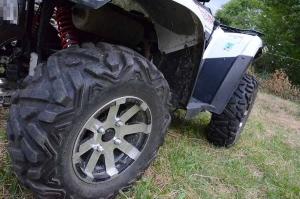 Chamalières-sur-Loire : elle découvre un quad accidenté sur sa propriété