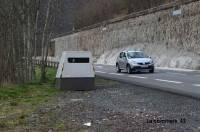 Le radar de la RN88 déplacé dans la vallée de la Loire