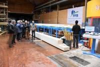 Mazet-Saint-Voy : un nouveau projet d'agrandissement pour Guilhot Construction Bois