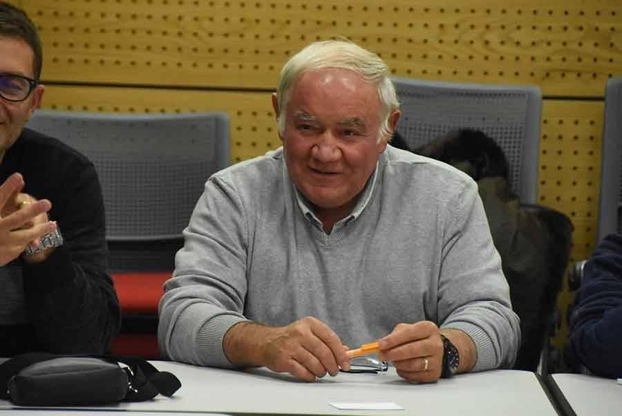 Gilbert Guillaumond remplace Olivier Cigolotti en tant que conseiller communautaire de Saint-Romain-Lachalm