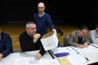 Bernard Souvignet était le candidat désigné