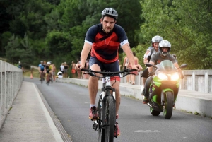Triathlon des Sucs : les photos de la course S
