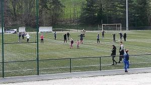 Saint-Just-Malmont : le stade synthétique accueille tous les sports