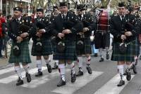 pipe band Perigueux